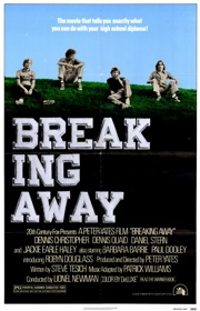 Breaking Away Screenplay Sequence-Scene Structure