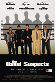 Usual Suspects Screenplay Sequence-Scene Structure